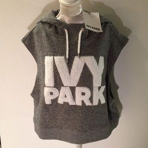 🔘Ivy park sleeveless hoodie🔘